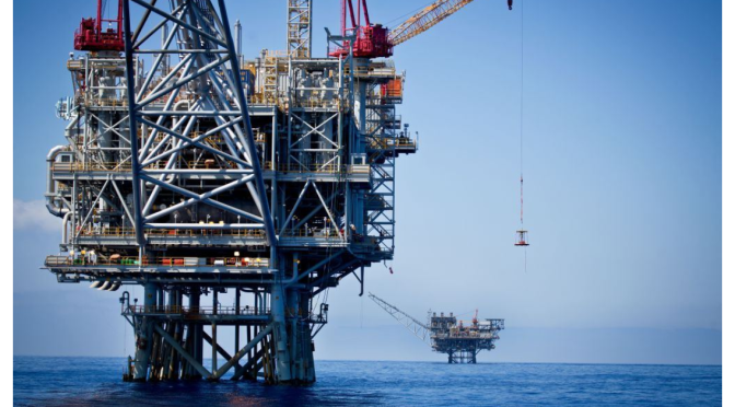 offshore well