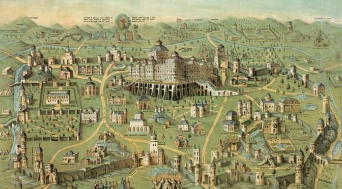 Jerusalem: Crossroads of religions