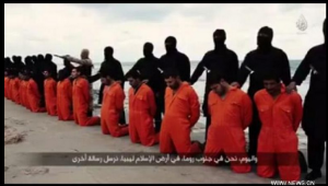 beheadings egypt isis