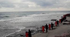 egyptians beheadings libya