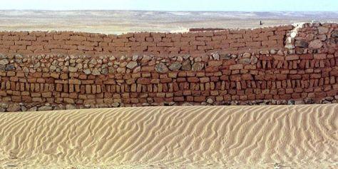 Maroc-Sahara-Occidental mur