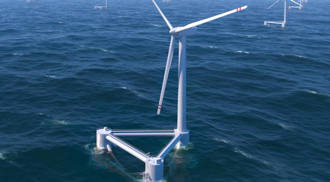 Offshore wind to be cost competitive with gas in 5 years