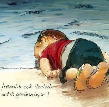 How humanity failed Aylan Kurdi