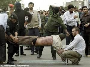 flogging saudi arabia