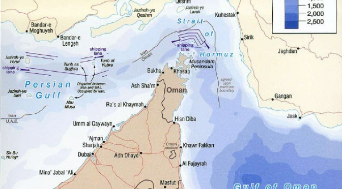 #Iran, #Oman sign deal to study sub-sea gas pipeline:Times Of Oman