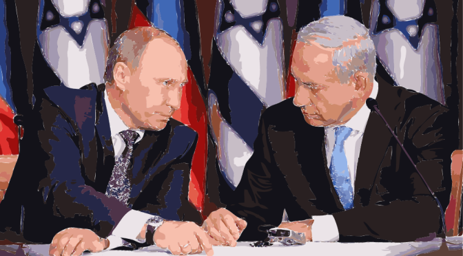Russia in Syria: Did Putin just clip Israel's wings?