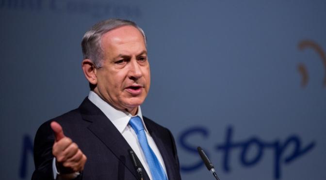 """Netanyahu accusé de déformer l'histoire: """"Hitler ne voulait pas exterminer les juifs"""""""