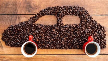 coffee beans biodiesel