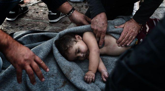 The biggest modern tragedy continues : Refugees plead for their release from RAF base in Cyprus//Les réfugiés demandent à ce qu'on les laisse sortir d'une base militaire britannique à Chypre