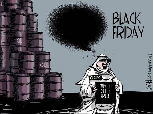 #BlackFriday in the US Vs Black Friday Saudi style: A fine day for a beheading ?