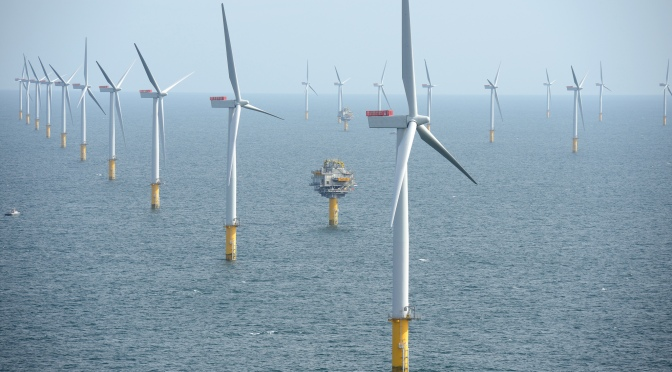 Scotland probably  is about to  make a decisive investment point turning  its declining Oil industry into Largest Floating Wind Farm producer in the World