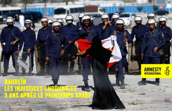 7 stories of shocking injustice: Bahrain after the 'Arab Spring'
