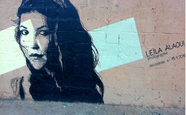 """Hommage à Leïla Alaoui dont la mort a tellement bouleversé le monde de la photographie et de l'art: """"Les Marocains"""""""