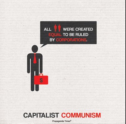 capitalism communism propaganda