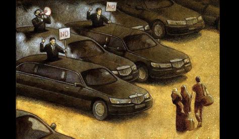 taxi islam pawel Kuczynski