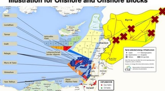Lebanon ready to Join East Mediterranean Race for Oil and Gas (en/fr)