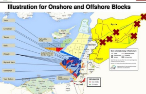 Lebanon gas potential and the energy disputes in the Eastern Mediterranean