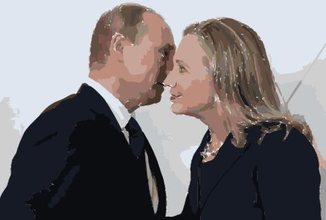 Hillary Putin