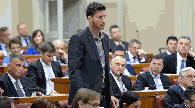 Video: Croatian MP, Ivan Pernar, delivers powerful speech on Syria, Libya and why Croatia should never have joined NATO (EN/FR)