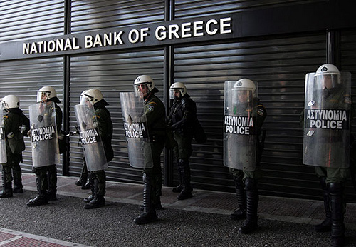 Euro's policies have destroyed Greece and led to new high levels of poverty in 2016