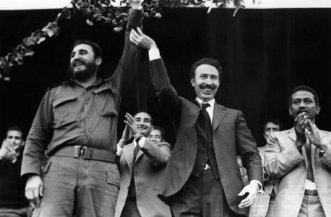 Fidel Castro Boumedienne