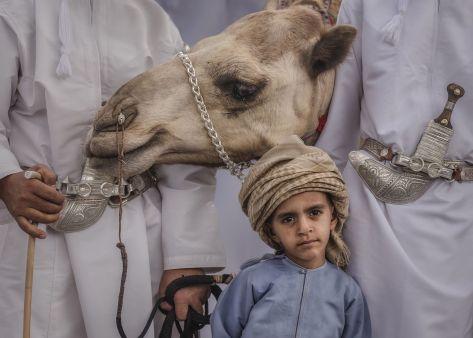 Habib Alzadjali (OM) , Oman, the Bedouin Boy