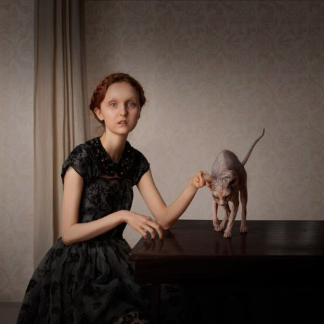 Justine Tjallinks (NL) Amsterdam, The outsiders