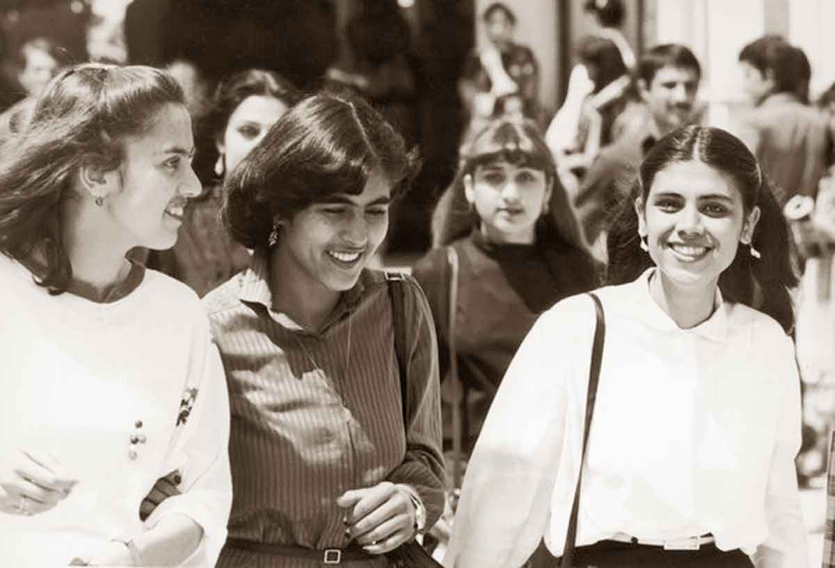 Afghanistan women 1970