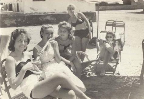 women egypt 1950