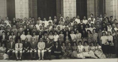 égypte université du caire 1959