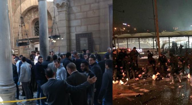 #PrayforTurkey – #PrayforEgypt (fr/en)