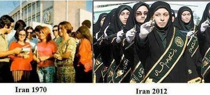 5 court-métrages à propos d'Iran (la Perse)