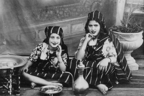 jewish women libya 1950
