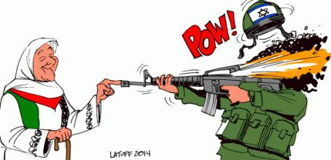 palestine latuff cartoon satirical