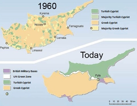 Euronews: CYPRUS: DISPLACED PEOPLE AND REUNIFICATION OF A DIVIDED ISLAND// CHYPRE : LA RÉUNIFICATION IMPOSSIBLE ?