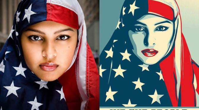 """Resistance USA: """"We the People"""" project against muslim ban"""