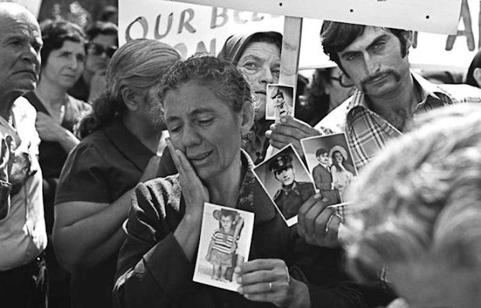 missing cypriots