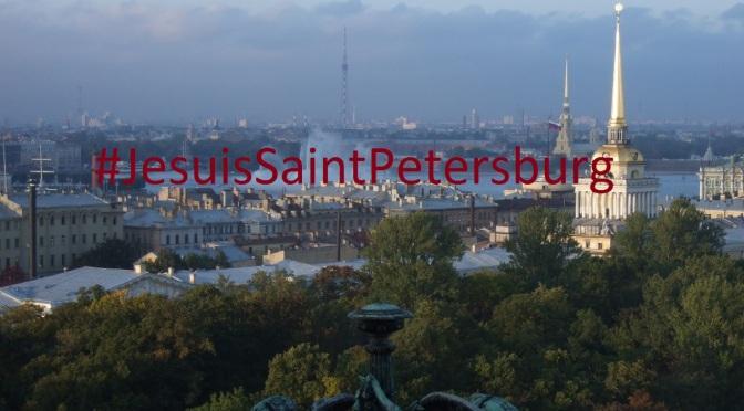 Russie : explosion dans le métro de Saint-Pétersbourg/ Russia: Explosion in St. Petersburg Metro