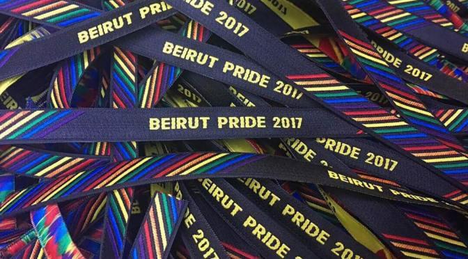 Lebanon Beirut's First-Ever LGBT Pride Celebration (en/fr post)