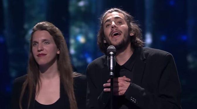 Eurovision2017: Le Portugal remporte le concours de l'Eurovision pour la première fois// Portugal wins Eurovision Song Contest for the first time