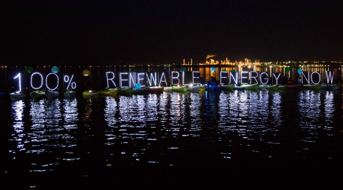 Renewable energy sector, as sun and wind, employs more and more people and this is just the start.