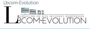lbcom evolution création de site internet