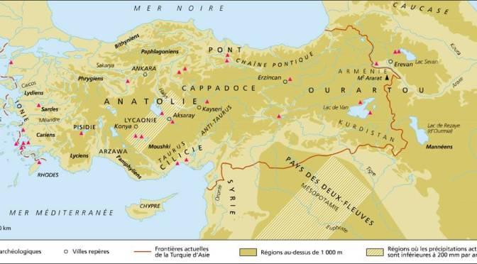 Les mille et une Turquie: L'Anatolie Orientale