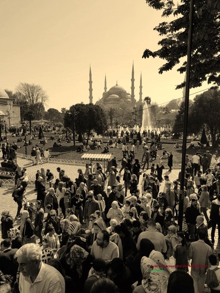 istanbul photos blue mosque
