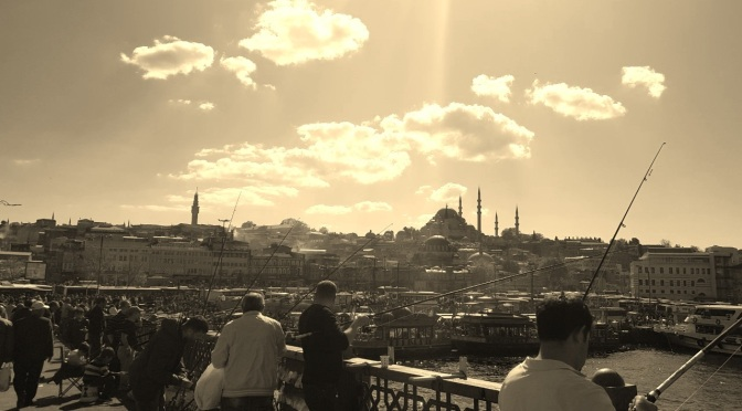 Observing Istanbul, the Eternal Capital of the East